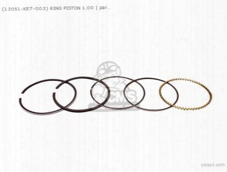 (13051ke7003) Ring Piston 1.00
