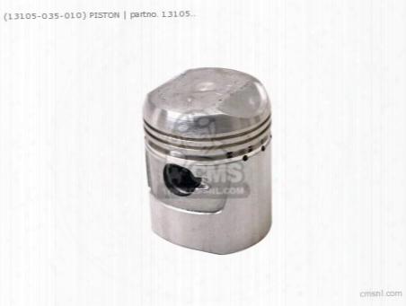(13105035010) Piston 1.00