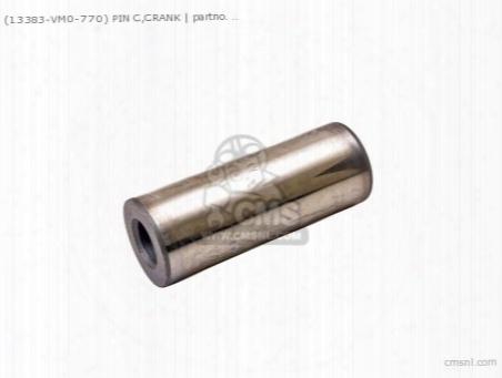 (13383vm0770) Pin C,crank