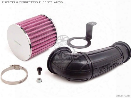 Airfilter & Connecting Tube Set Ape50/ape100 (superhead/pe28)