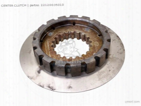 Center Clutch
