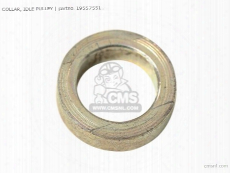 Collar, Idle Pulley