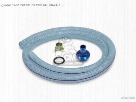 Crank Case Breather Pipe Kit (blue ) Monkey ,ape,nsr50