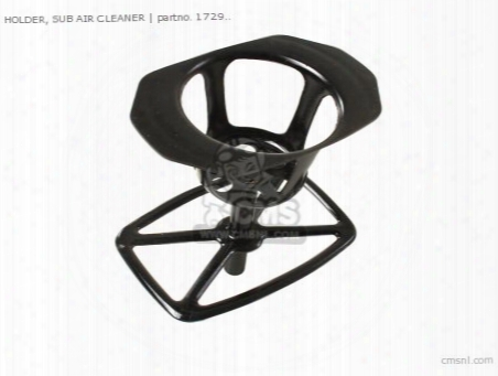Holder, Sub Air Cleaner