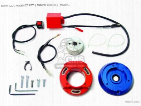 New Cdi Magnet Kit (inner Rotor) Monkey (r-crank-type)