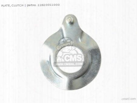 Plate Clutch Cam