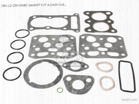 (06112-230-000p) Gasket Kit A (non O.e. Alternative)
