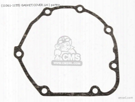 (110091863) Gasket,cover,lh