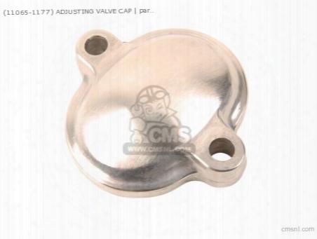 (110651177) Cap,valve Adjusting
