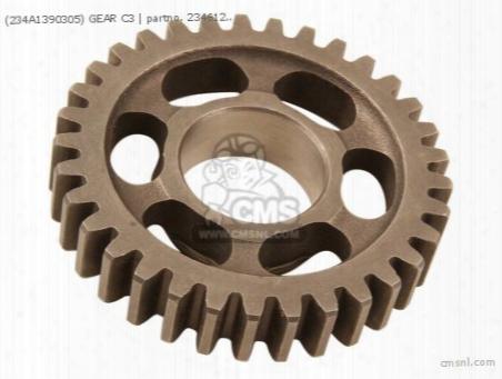 (234a1390305) Gear C3