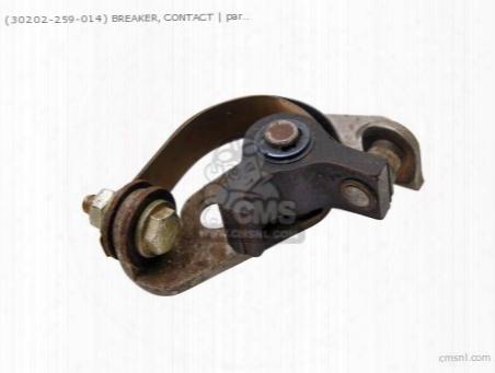(30202-259-014) Breaker Contact