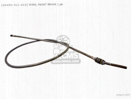 (45450011010) Cable 01016