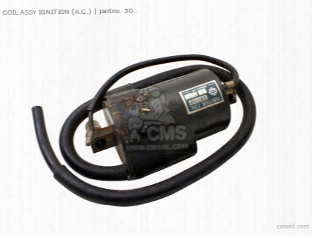 Coil Assy Ignition (a.c.)