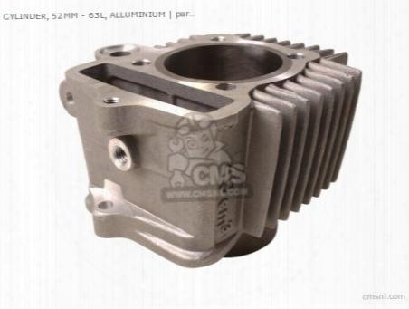Cylinder (��52 - 63l) (alluminium)