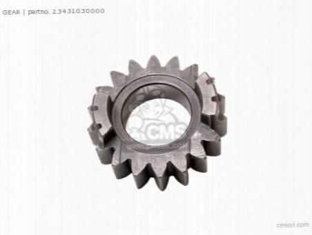 Gear 2nd M 18t
