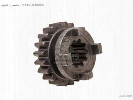 Gear 3rd M 21t