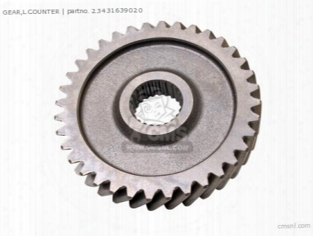 Gear,l.counter