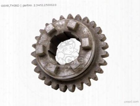 Gear,third