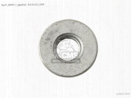 Nut,6mm