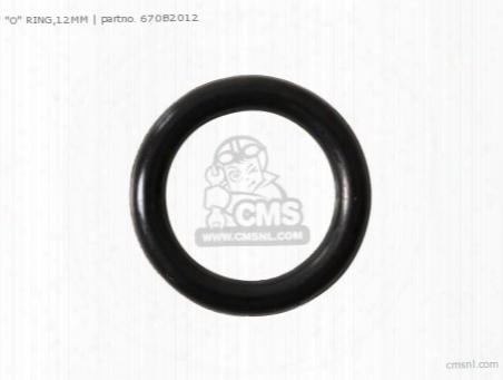 'o' Ring,12mm