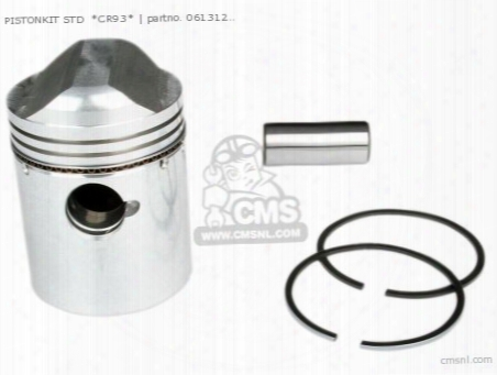 Piston Kit (std) (non O.e. Alternative)