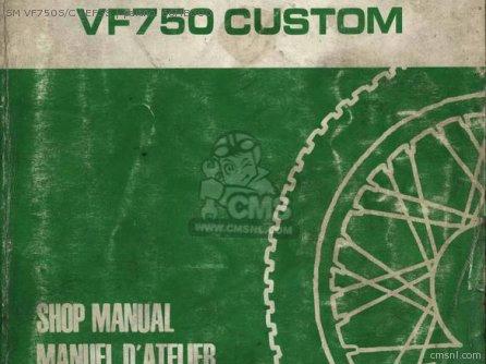 Sm Vf750s/c (efgs