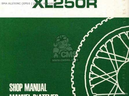 Sma Xl250rc (efgs