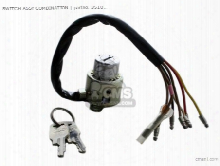 Switch Assy Combination