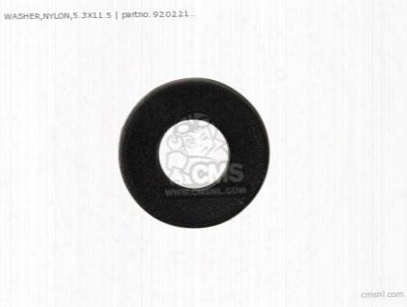 Washer,nylon,5.3x11.5
