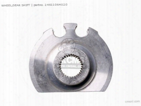 Wheel,gear Shift