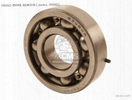 (09262-25098) Bearing
