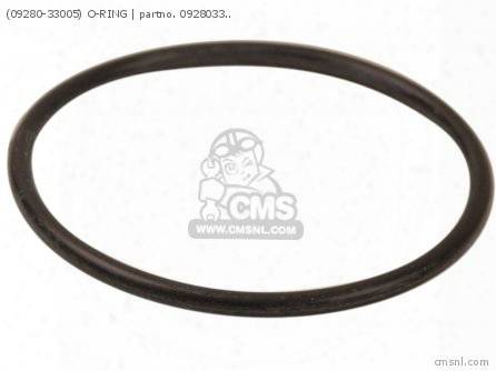 (09280-33005) O-ring