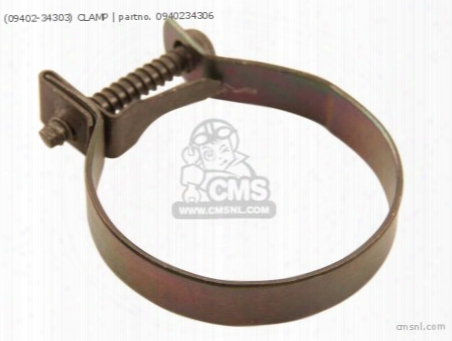 (09402-34303) Clamp