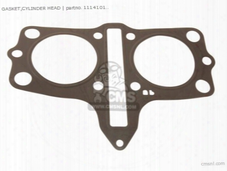 (11141-01d11) Gasket,cylinder Head