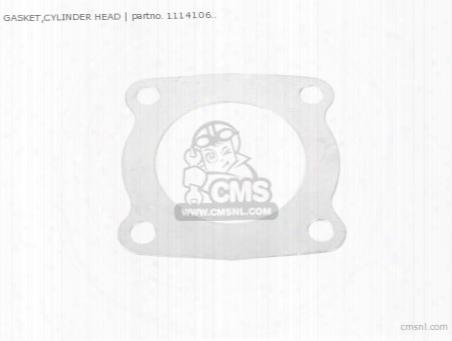(11141-06110) Gasket,cylinder Head