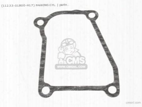 (1123301b00h17) Gasket,cylinder Cover (