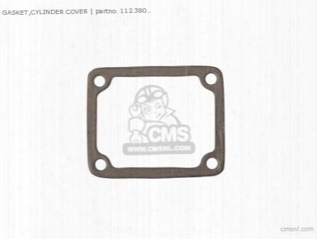(11238-01b30-h17) Gasket,cylinder Cover