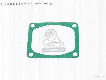 (11238-05d01) Gasket,cylinder Cover