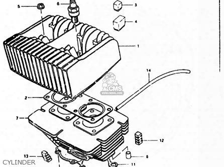 (11251-46150) Pad,cylinder