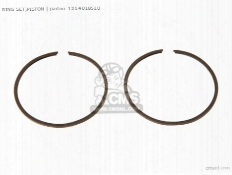 (12140-34031) Ring Set,piston
