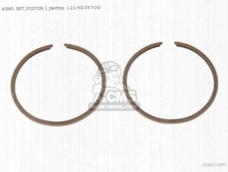 (12140-46110-050) Ring Set,piston
