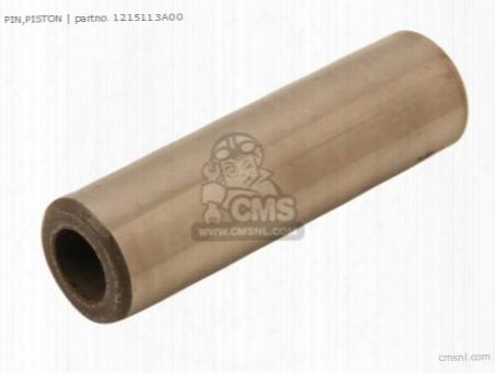 (12151-13a00-0a0) Pin,piston