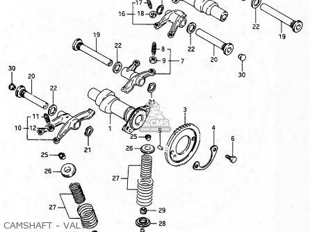 (1291238a10) Valve,exhaust