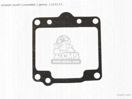 (1325138300) Gasket,float Chamber