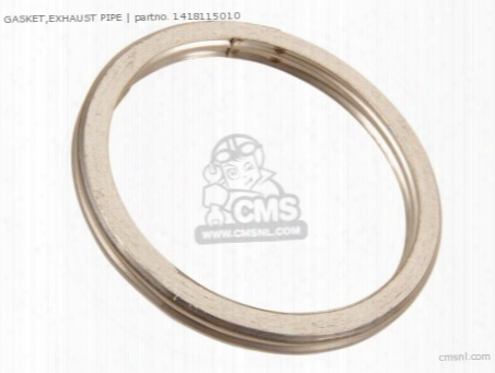 (1418115020) Gasket,exhaust Pipe