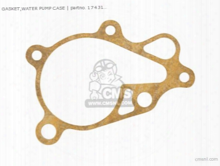 (17431-20903-h17) Gasket,water Pump Case