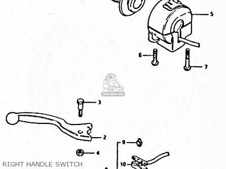 (57460-45500) Switch Assembly