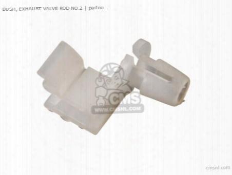 Bush,exhaust Valve Rod No.2