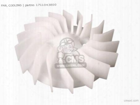 Fan,cooling