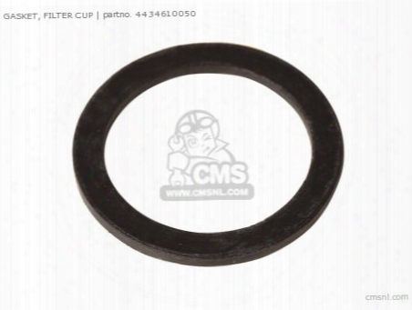 Gasket,cleaner Cup